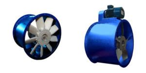 centrifugal fan vs axial fan axial and centrifugal industrial fans differences to