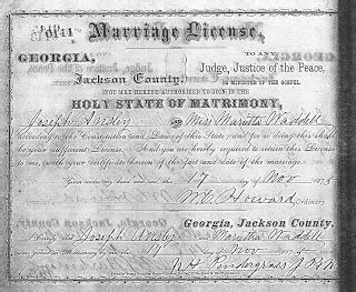 Atlanta Marriage Records Genealogy Frame Of Mind Wedding Wednesday Ansley Waddell 1875
