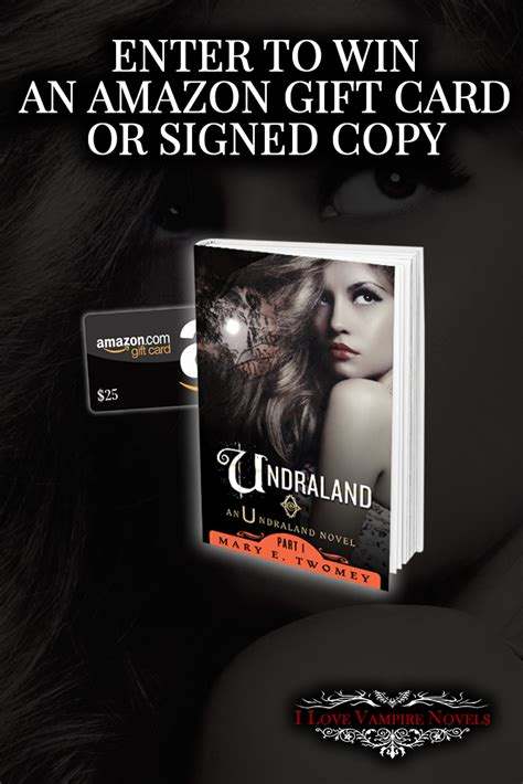 win signed copies or a win a 25 gift card or signed copies from