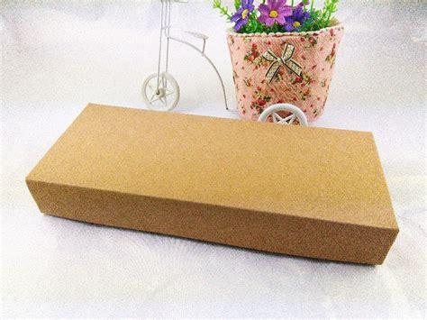 Handmade Gift Box - diy handmade gift boxes 29x12 3x4cm bigger kraft paper