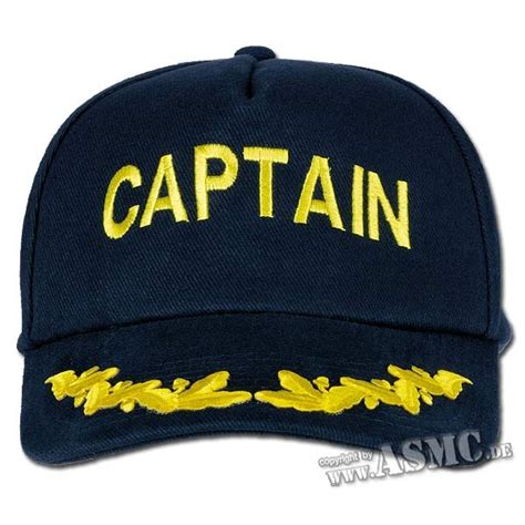 baseball cap captain baseballcaps asmc
