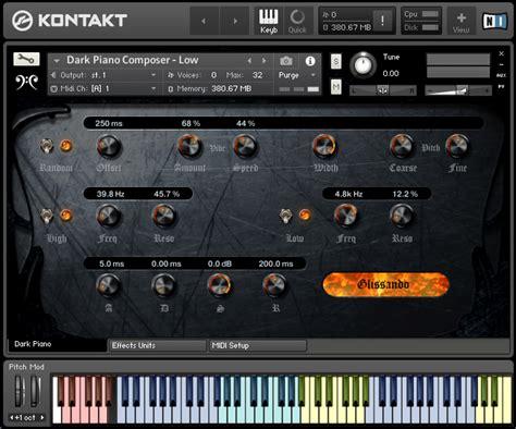 kontakt 5 full version price kvr dark piano composer edition by replika sound piano