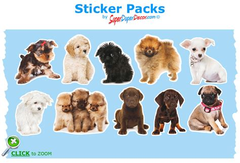 puppy wall stickers adorable puppies wall stickers puppy decals great