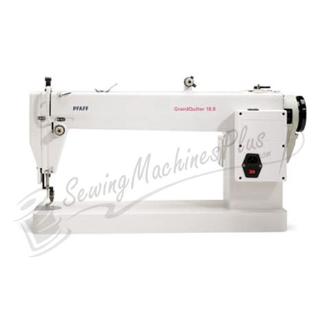 Arm Sewing Machine For Quilting by Pfaff Grandquilter 18x8 Arm Quilting Machine