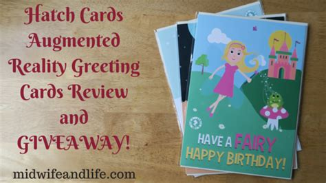 how to make augmented reality cards hatch cards augmented reality cards review midwife and