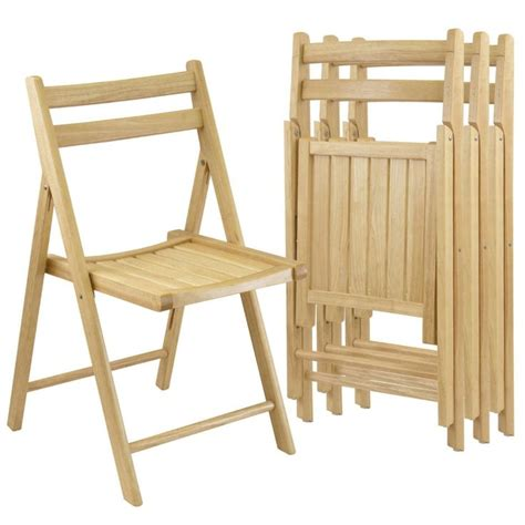 Collapsible Wooden Chair by Best 25 Wooden Folding Chairs Ideas On