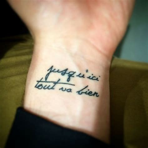 french wrist tattoos 18 best tattoos images on