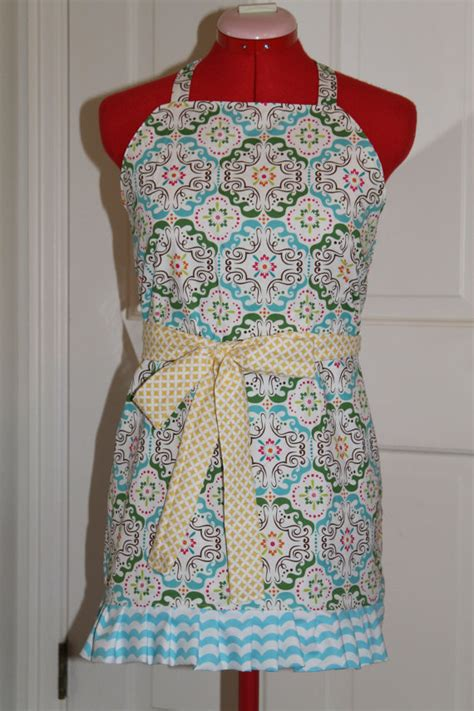 pattern for simple apron easy apron pdf sewing pattern for women apron pdf sewing