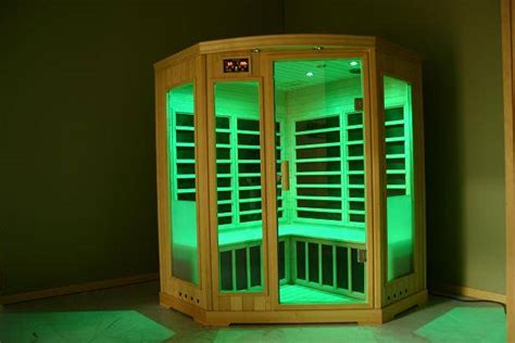 Detox Box Infrared Sauna by Detox Box Portable Infrared Sauna Sauna Room Sauna House