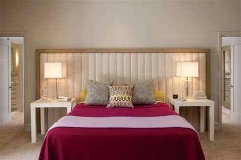 simple bedroom design modern touch colorful furniture housebeauty