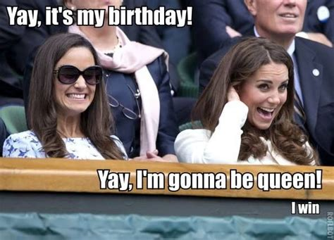 Kate Middleton Meme - happy 30th birthday pippa kate middleton meme kate