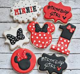 178 best images about mickey minnie decorated cookies and