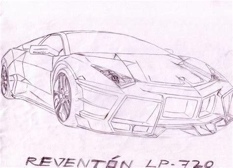 Lamborghini Sketch Lamborghini Reventon Lp 720 4 Sketch By Conspx On Deviantart