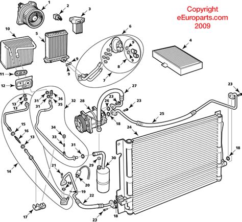 volvo xc70 radiator diagram volvo get free image about