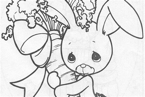 Easter Frog Coloring Page | free easter frog coloring pages