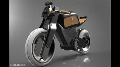 tesla concept motorcycle tesla motorcycle concept by marco de toma