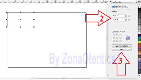 cara membuat undangan genduren cara membuat label undangan dengan corel draw zonaotentics