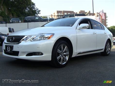 lexus white 2010 2010 lexus gs 350 awd in starfire pearl white 027250