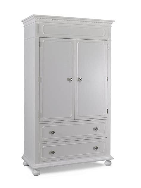 baby armoire white dolce babi naples armoire snow white ideal baby