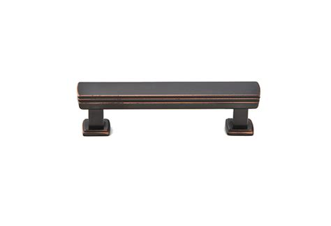emtek 86422 deco cabinet pull 3 1 2 inch center to center