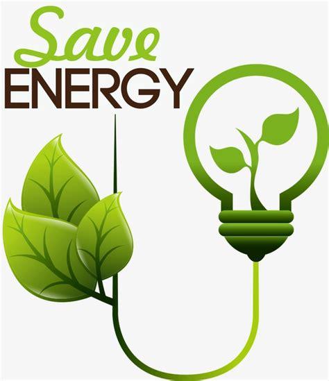 Energi Saving vector green energy saving environmental protection