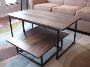 Coffee table with wheels diy coffee table ideas grey ironic frame