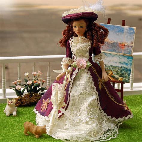 1 12 porcelain dolls get cheap porcelain dolls aliexpress alibaba
