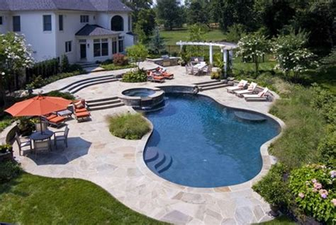 backyard city pools pool ideas backyard pools maryland md dc virginia va
