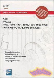 shop manual a4 service repair audi bentley book quattro vant 1 8 2 8l 1996 2001 ebay audi a6 shop manual service repair book 100 s4 s6 quattro workshop bentley dvd ebay