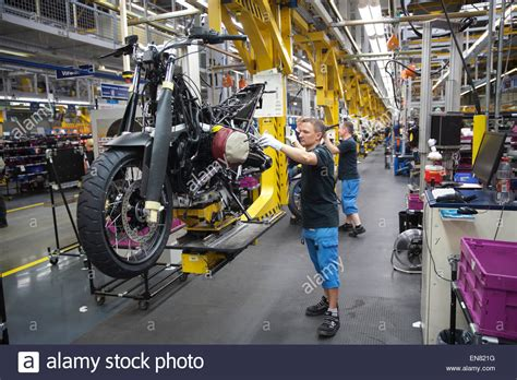 Bmw Motorcycle Factory Berlin by Bmw Motorcycle Factory Stock Photos Bmw Motorcycle