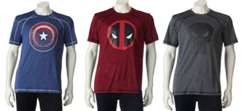 Raglan New Captain America 06 new marvel elite performance wear available at kohls