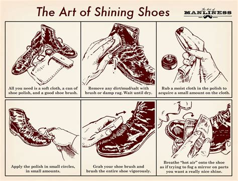 how to shine boots the ultimate guide to shining your shoes the of