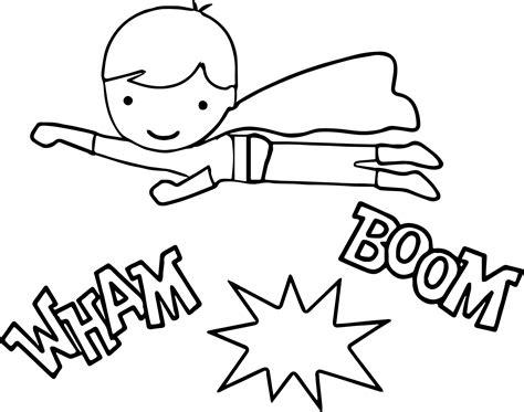 preschool superhero coloring pages superhero coloring pages for preschoolers free draw to color