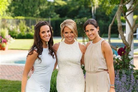 katie couric daughters age katie couric shares beautiful backyard wedding pictures