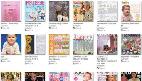 picasa web revistas japonesas de crochet 72 revistas de crochet recopilacion picasa patrones crochet