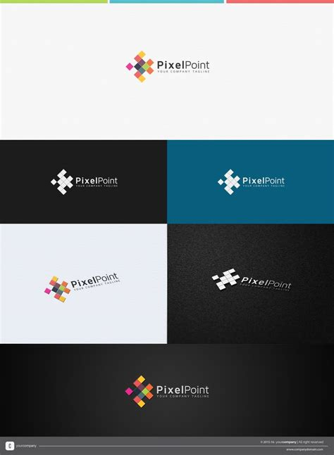 Logo Presentation Template Alletjut Info Logo Presentation Template