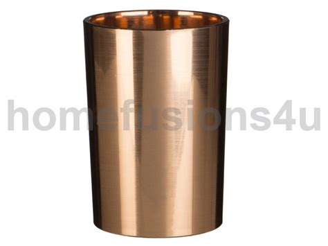 plastic bathroom tumbler shine rose gold effect abs plastic bathroom accessory