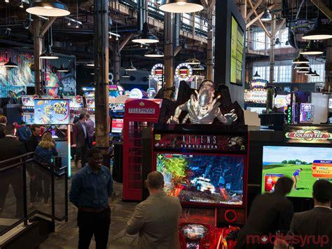 the rec room cineplex s toronto the rec room is a tech filled mega arcade