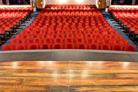 walnut st theatre seating center stage picture philly