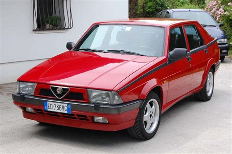 Alfa Romeo 75 by Alfa Romeo 75 Spark Review Johnywheels