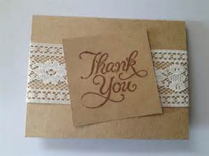 diy thank you cards cards