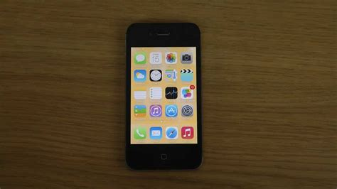 iphone 4s review iphone 4s ios 7 0 4 review