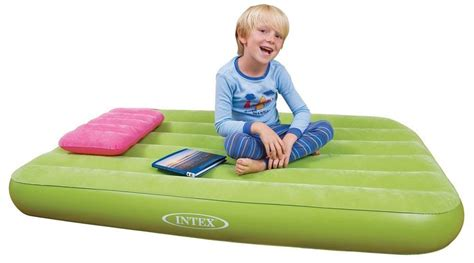 wholesale air bed children s mattress with pillow and intex intex