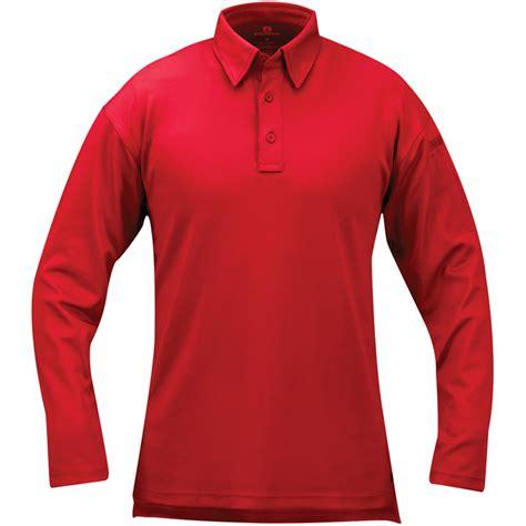 Polo Shirt Lengan Panjang 1 performance tactical sleeve polo shirt