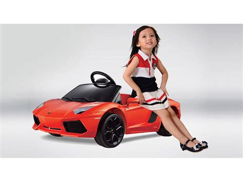 Kid Lamborghini Aventador Lamborghini Power Wheel