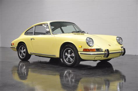 Porsche 912 For Sale by 1968 Porsche 912 Coupe For Sale 75665 Mcg