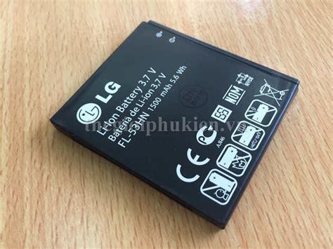 Baterai Lg Fl 53hn Lg P990 P920 Optimus 3d Power Merk Mcom pin lg optimus 2x lg p990 lg 3d p920 original pin lg fl 53hn