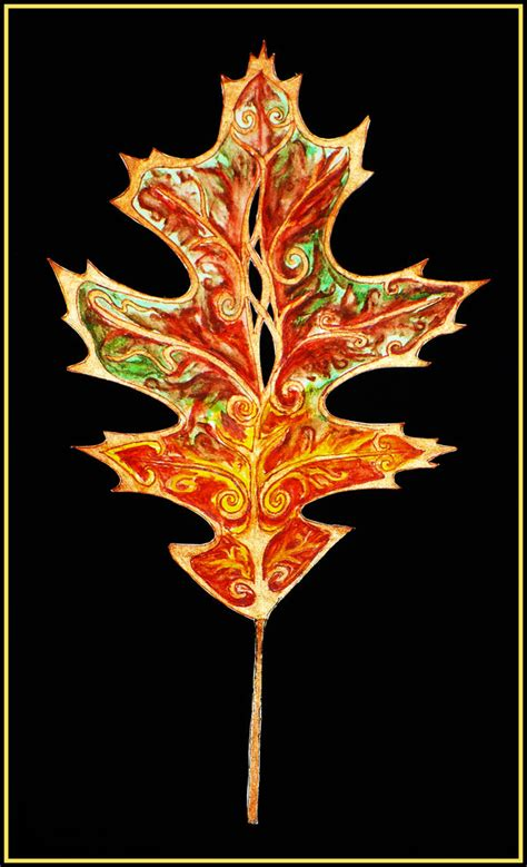 leaf by niggle leaf by niggle by mirachravaia on