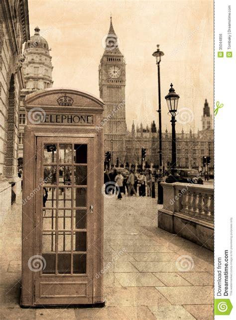 imagenes vintage londres opini 243 n del vintage de londres foto de archivo imagen de