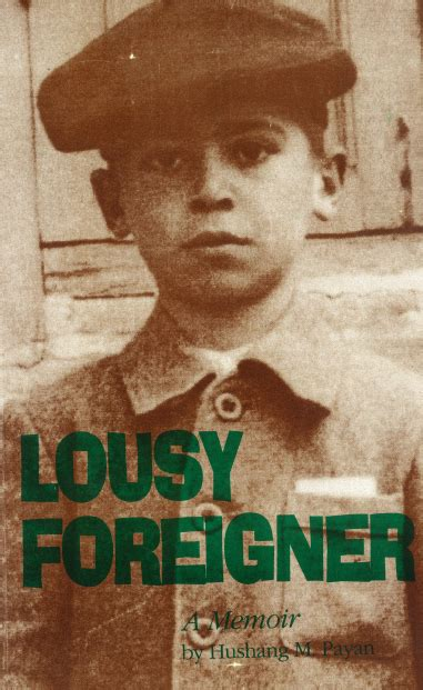 foreigner in my own world books word association publishers lousy foreigner